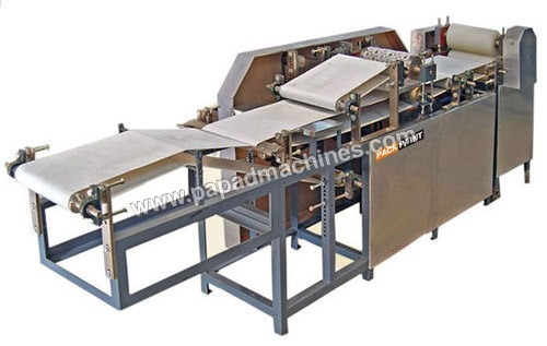 Regular Papad Making Machine