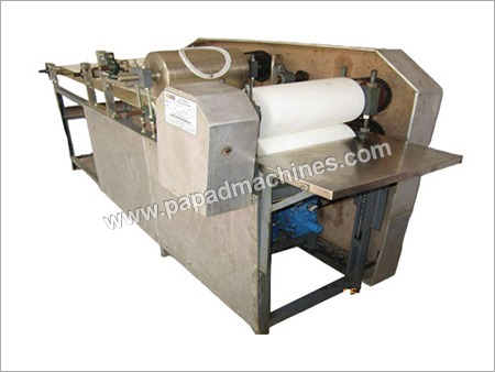Nachani Papad Making Machine
