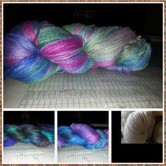 Silk Lace Weight 6NM/2ply