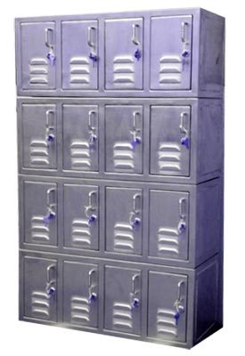 Metal Furnitures and Storages