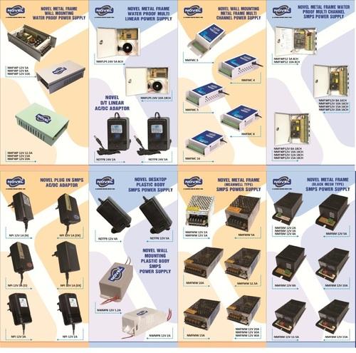 CCTV Camera Power Supplies