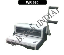 WIRO Binding Machine