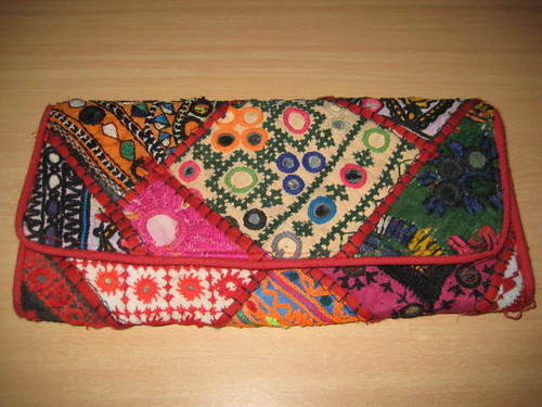 banjara bag with patch work