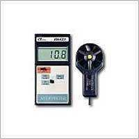 Lutron Anemometer without Temperature Suppliers