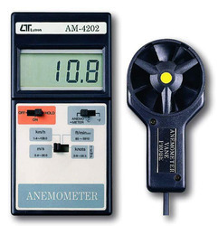 Vane Anemomter With Temperature Suppliers