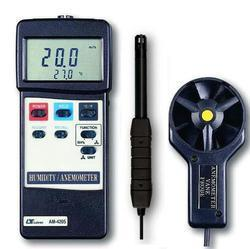 Anemometer With Humidity Meter Suppliers