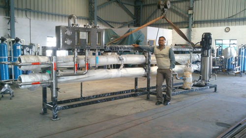 Water Treatment NFT System