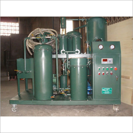 Used Oil Reconditioning Plant