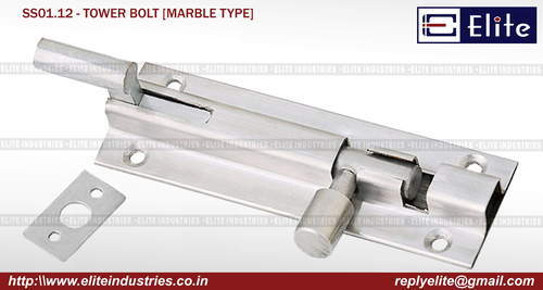 Marble Type SS Hinges