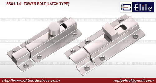 Latch Type SS Hinges