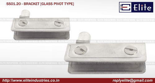 Glass Pivot Type Bracket