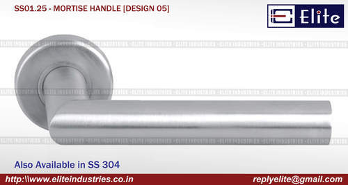 Mortise Handle Design