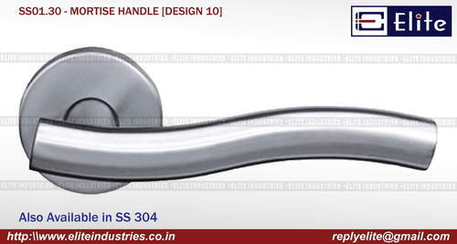 Mortise SS Handle