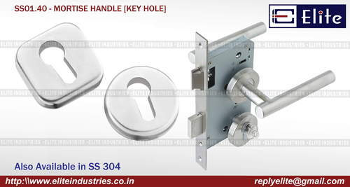 SS Key Hole