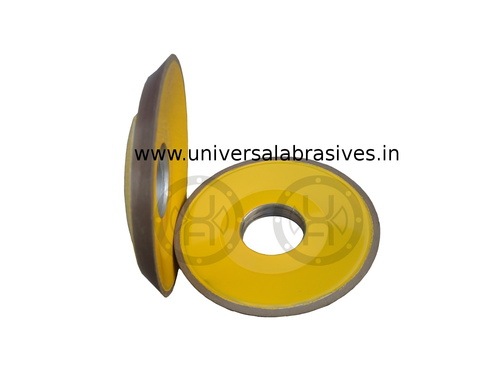 12V9 Resin Bond Diamond Grinding Wheel