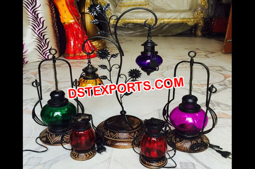 Traditional Indian Wedding Center Pieces