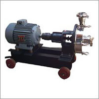SS (Stainless Steel) Centrifugal Bare shaft Coupled pump