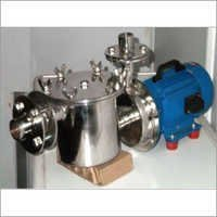 SS (Stainless Steel) Centrifugal Monoblock pump