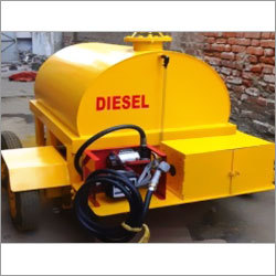 Diesel transfer system with tank