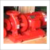 Fire Fighting Horizontal Back pull out Pump