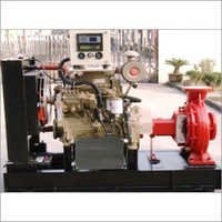 Jockey pump for oil and gas