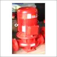 Jockey Vertical In-Line Pump