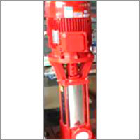 SS Jockey Vertical Multistage pump