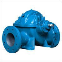 Single stage double suction spilt casing pump