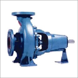 Irrigation back pull out pump