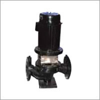 Cooling tower vertical single stage pump