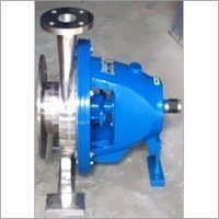 SS (Stainless steel) Centrifugal Back pull out Type Bare pump
