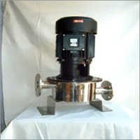 Stainless Steel Vertical Centrifugal In-Line Fabricated pump