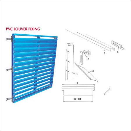 PVC Louver