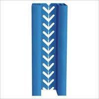 PVC Zebar Angle