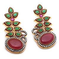 Imitation Traditional Earring