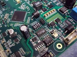 Plated Through Hole PCB Assembly