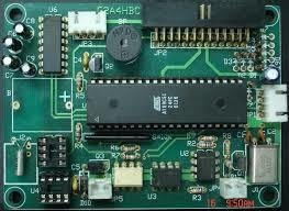 Prototype Printed Circuit Board