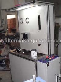 Pressure Drop Testing Machine