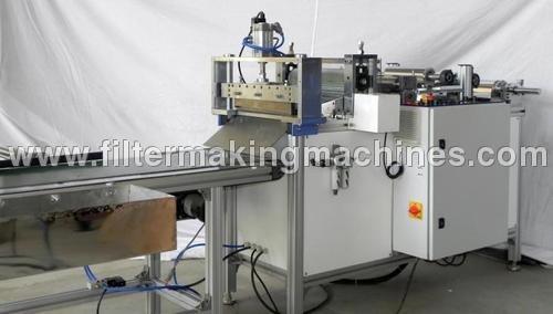 Aluminium Foil Corrugation Machine