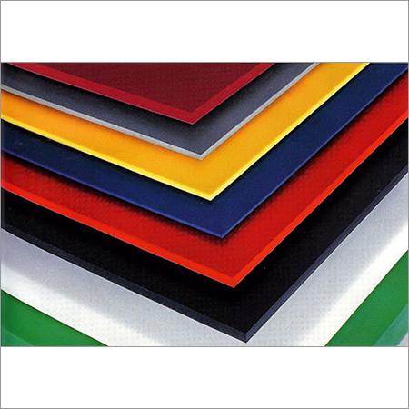 Colour Coated Aluminium Sheet