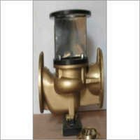 Vertical single stage centrifugal pump in brass material