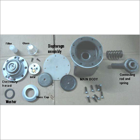 AC AND DC LPG PUMP SPARES