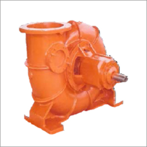 Sewage water Mix flow pump