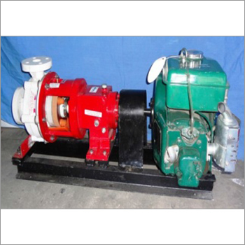 Effluent Treatment filter press poly propylene pump