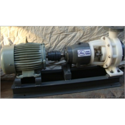 Fertilizer Plant poly propylene pump