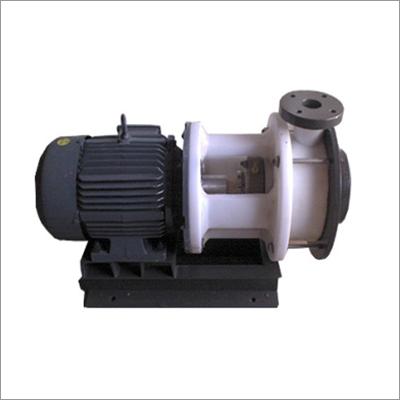 Horizontal Poly-propylene Monoblock pump  MHPP Series.