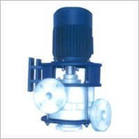 Vertical Glandless Poly-propylene Pump  MVGP series
