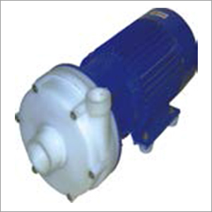 Small Horizontal Poly-propylene Monoblock pump