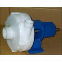 Small Horizontal Poly-propylene Bare pump