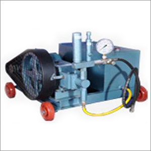 Motorised Hydraulic Test pump  MHT Series